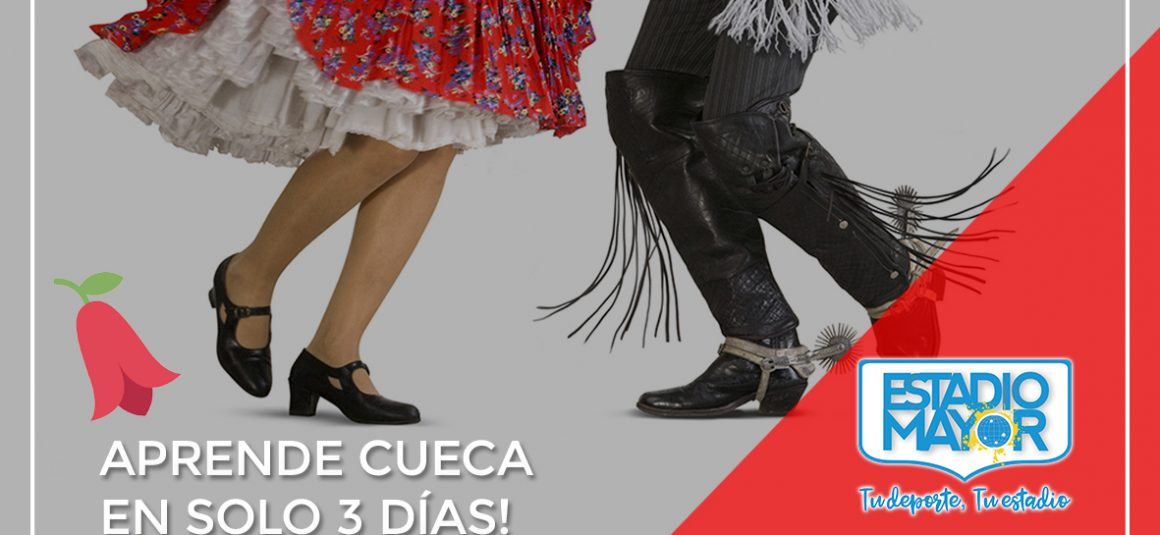 Curso de Cueca en el Estadio Mayor